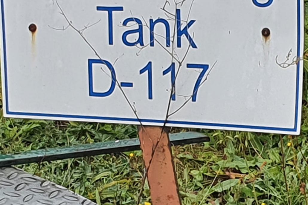 MBI-Korrosionsschutz-Referenz-Tanklager Raunheim