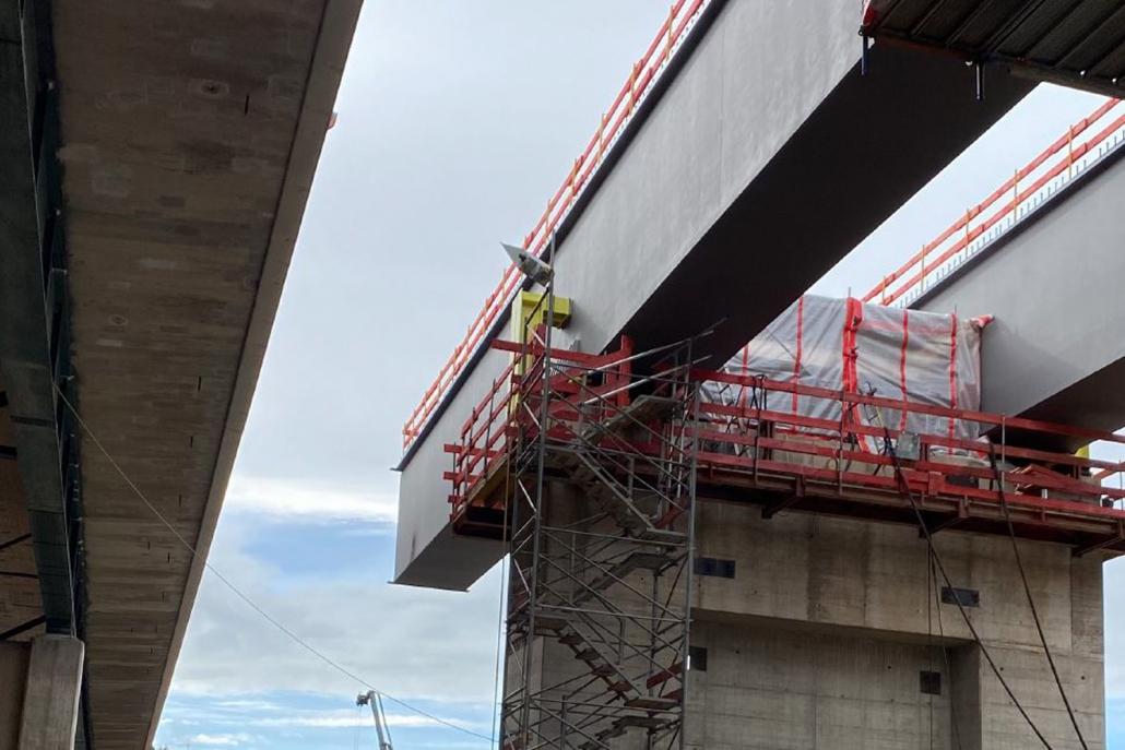 MBI-Korrosionsschutz-Referenz Grumbachtalbrücke