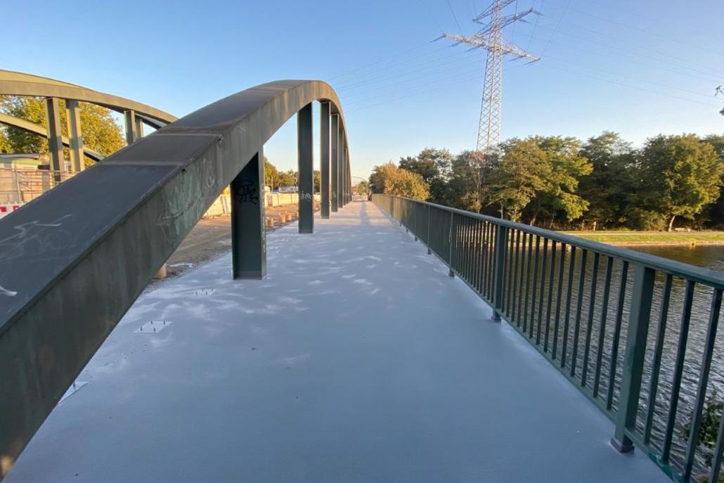 MBI-Korrossionsschutz-Kanalbrücke Oberhausen