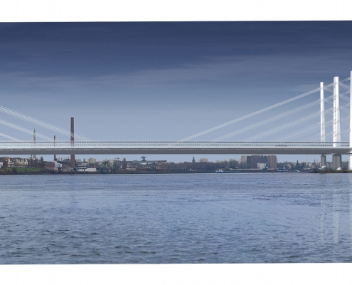 MBI-Korrossionsschutz-Rheinbrücke-Neuenkamp A40